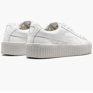 Puma Shoes - Rihanna Puma x Fenty Basket Creepers Glow Size 10